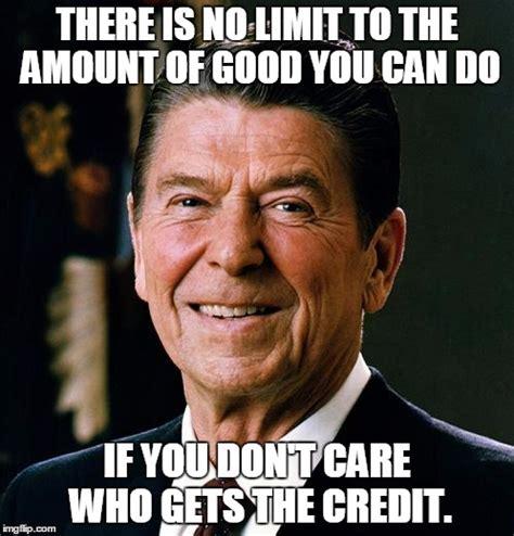 Ronald Reagan Memes - reagan imgflip