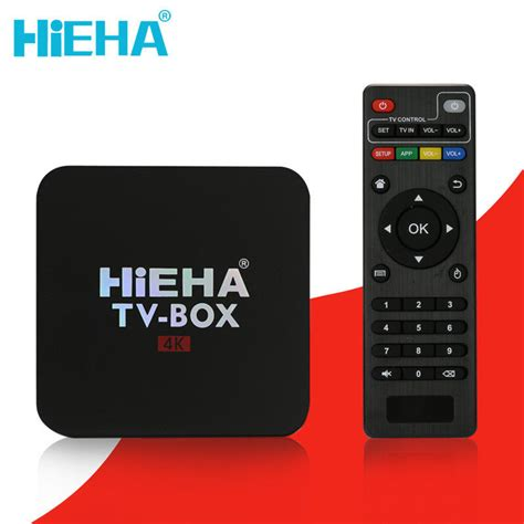 4k Player Hd Media Player Android Tv Box Mxq R9 hieha 4k smart tv box tv android 6 0 hd media player 1080p uk 163 20 00