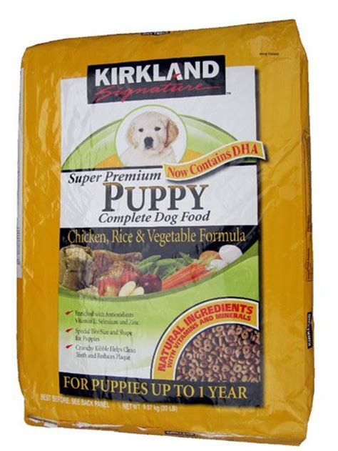 who makes kirkland food springer clan standard poodles