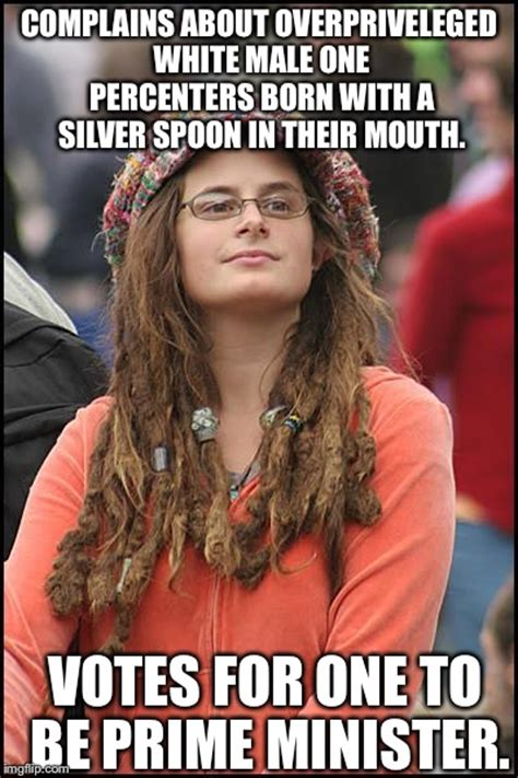 Silver Spoon Meme - the canadian election imgflip