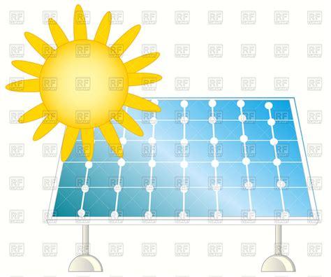 royalty free solar panel clip art vector images solar clipart jaxstorm realverse us