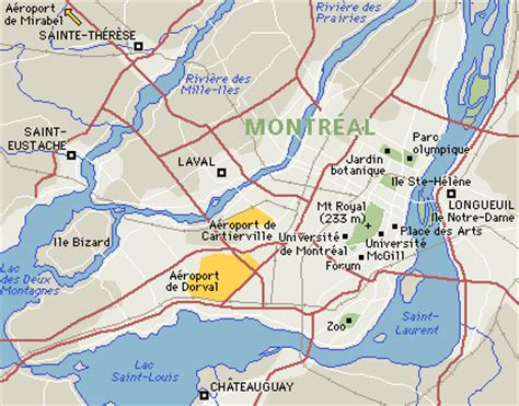 les monuments de la ville de montreal