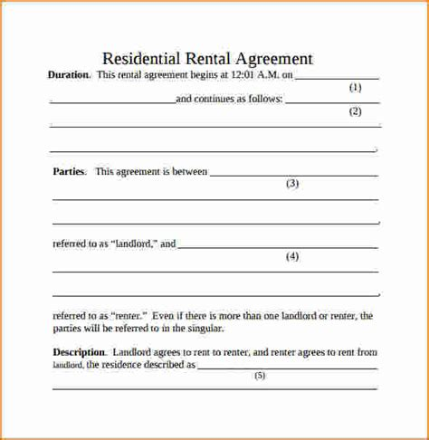 printable rental agreement receipt book template free download sle receipt