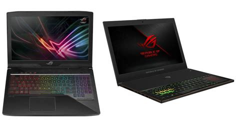 Asus Gaming Laptop In Flipkart asus rog strix gl503 rog gx501 gaming laptops launched in