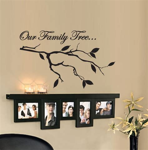 Wall Stickers Tree Branches 12 cheap and creative diy wall decoration ideas 1 diy