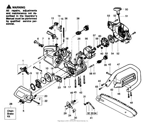 poulan thing chainsaw parts diagram poulan 2025 gas saw parts diagram for handle external