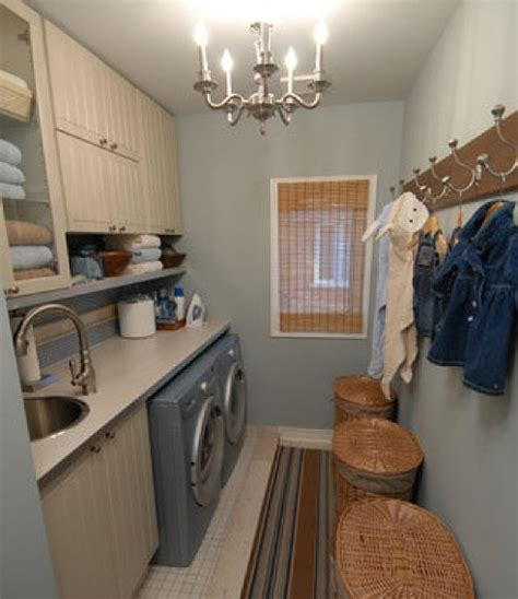 Furniture For Small Laundry Room Design Home Interiors Narrow Laundry