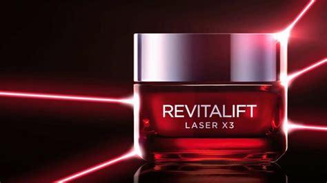 L Oreal Revitalift X3 l or 201 al revitalift laser x3 on vimeo