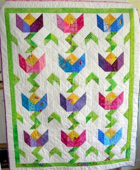 17 images about quilts tulip quilts on