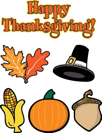 thanksgiving clipart free happy thanksgiving clip and pictures