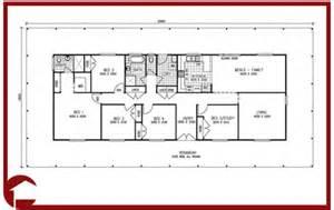 Kit Home Floor Plans 5 Bedroom Kit Home Meadow View The Owner Builders Kit