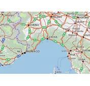 Map Of Liguria  Michelin ViaMichelin