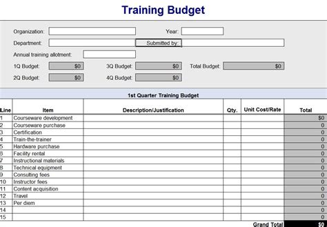Spreadsheet Course by Small Business Monthly Budget Worksheet