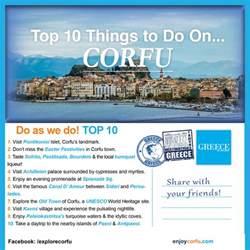 Top Ten Things To Do In Top 10 Things To Do In Corfu