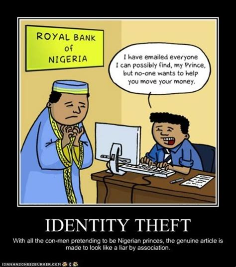 Identity Theft Meme - speak of the devil do scammers answer morning roll call