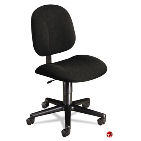 Armless Office Chairs by The Office Leader Paz Armless Ergonomic Office Task Chair