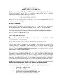 Offer Letter Format For Accountant Pdf Doc 585541 Consulting Proposal Template 13 Free Sample
