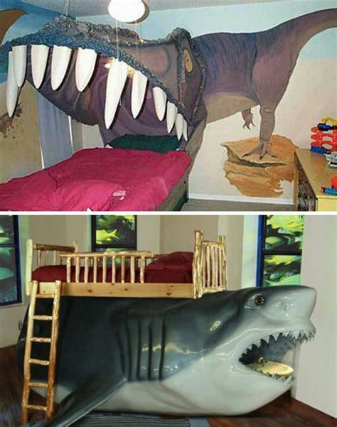 animal beds give it a rest with these 18 weird beds bedroom designs