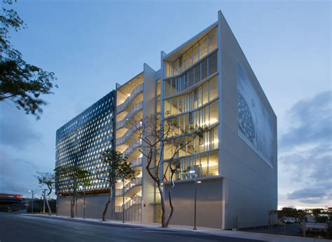Parking Garage Designs high design parking garage by iwamotoscott archpaper com