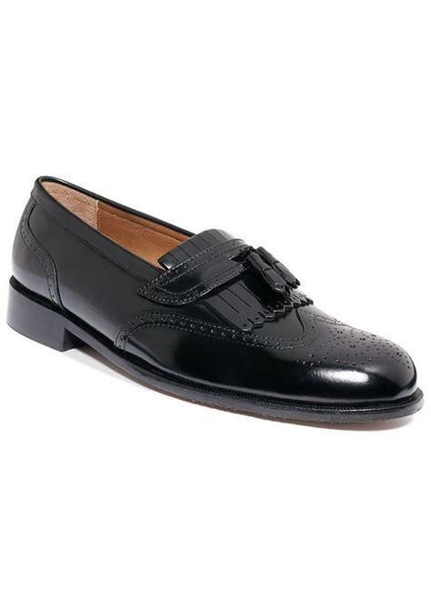 bostonian loafers bostonian bostonian evanston kiltie tassel loafers shoes