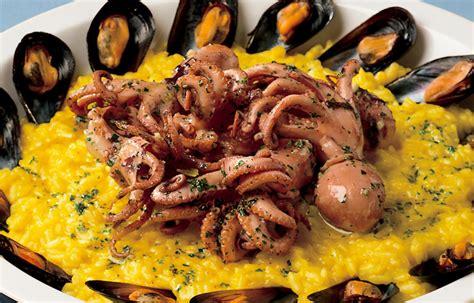 moscardini come si cucinano ricetta risotto all onda con cozze e moscardini le
