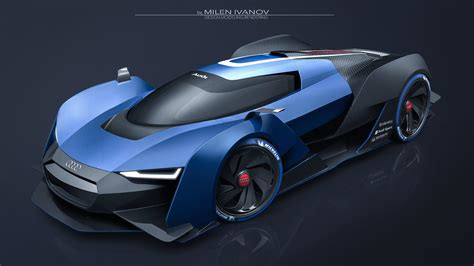 supercar concept audi rs concept blends racing cues with supercar looks