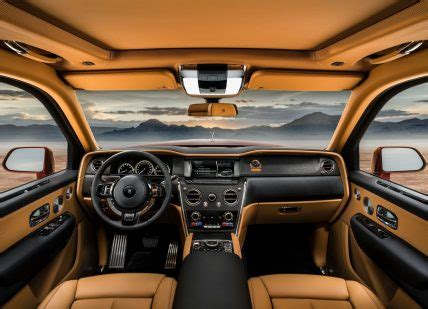 rolls royce cullinan interior meet the cullinan the rolls royce suv autotribute