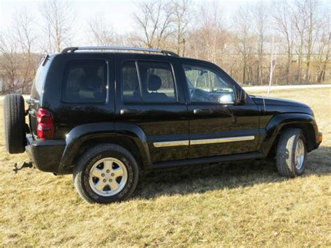 2006 Jeep Diesel Find Used 2006 Jeep Liberty Limited Sport Utility Crd