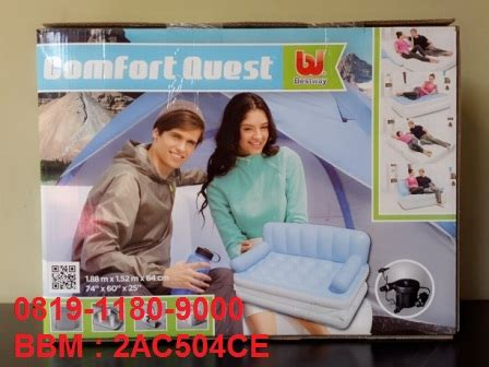 Dcera Kasur Angin Bestway 5in1 jual air sofa bed bestway 5in1 comfort quest kualitas