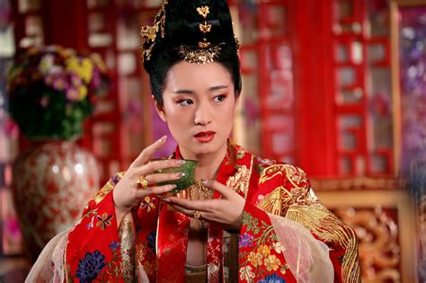 film empress china richard says actress worship gong li