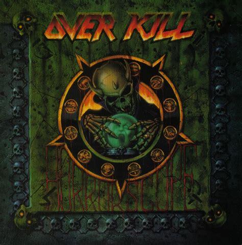 rob cannavino overkill horrorscope album hq