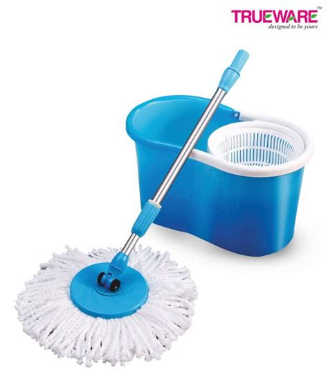 trueware multi utility easy mop with bucket buy trueware multi utility easy mop with bucket