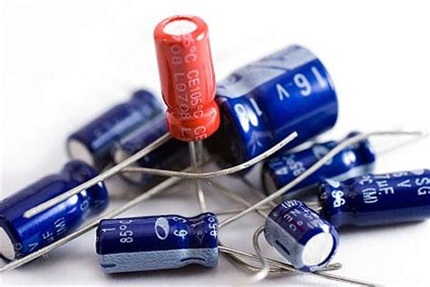 capacitor polarity band polarity in electronic components west florida components