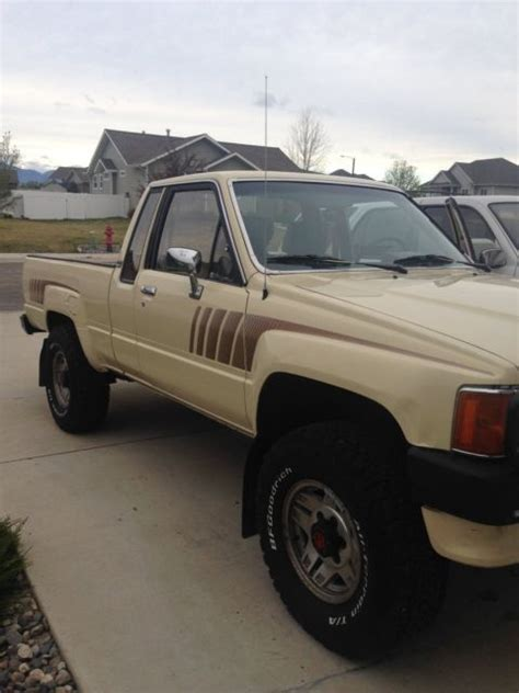 how cars run 1994 toyota xtra interior lighting 1987 toyota xtra cab 4x4 pickup