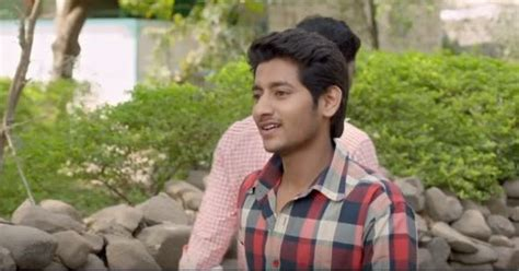 marathi movie sairat hero image pics sairat hero akash thosar smart stills