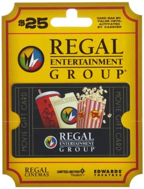 Regal Entertainment Group Gift Card - regal entertainment gift card 25 top gift guides