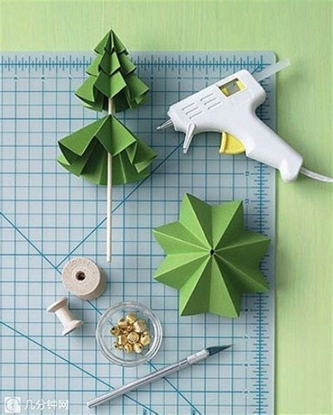 How To Make Paper Trees Step By Step - how to make paper craft trees step by step diy