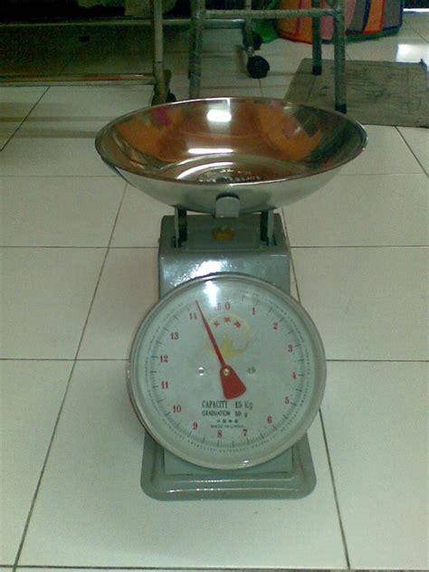 Jual Timbangan Pegas Duduk timbangan duduk 15 kg 187 187 jual peralatan rumah tangga