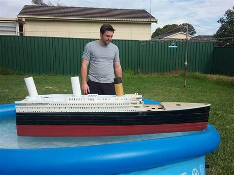 boat pictures for printing meticulous 3d printed rc model of the titanic is almost