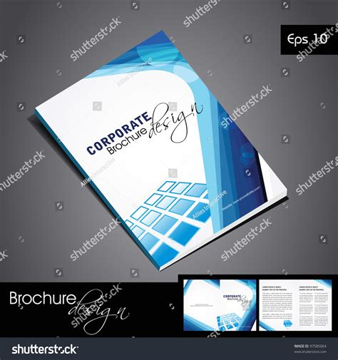 professional business catalog template corporate brochure