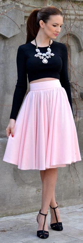 Rok Model High Waist Untuk Wanita tips memakai midi skirt untuk tubuh mungil kaskus