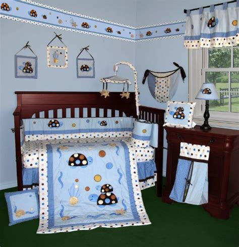 Turtle Crib Bedding Set Sisi Baby Bedding Turtle Parade 13 Pcs Crib Bedding Baby Bedding Center