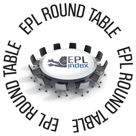 epl table by round epl index round table podcast epl index unofficial