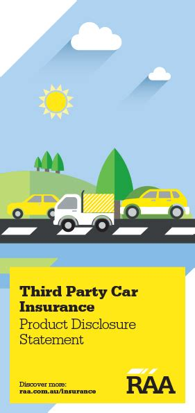 Third Car Insurance by Pds And Fact Sheets Raa