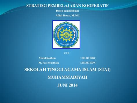 The Power Of Statistics Oleh J Supranto strategi pembelajaran kooperatif