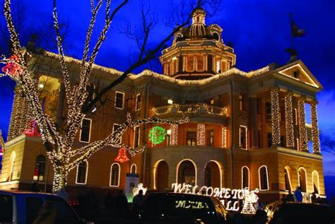 marshall tx christmas lights display festivals in the daytripper