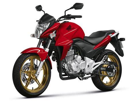 cuanto cuesta la nueva moto de honda 2016 motos honda 2016 lan 231 amentos fotos mundodastribos