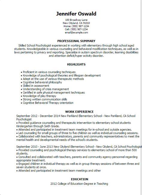 psychology resume template colorful psychology resume template frieze exle