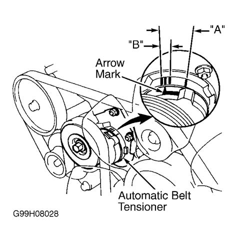2002 toyota camry drive belt diagram wiring diagrams