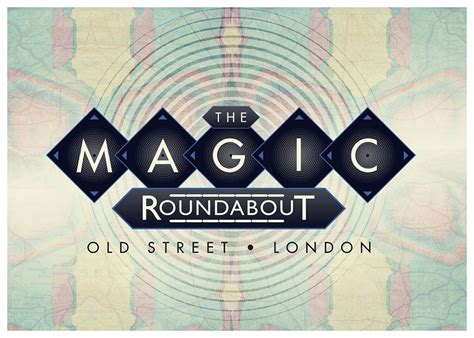 ?THE MAGIC ROUNDABOUT?   London On The Inside